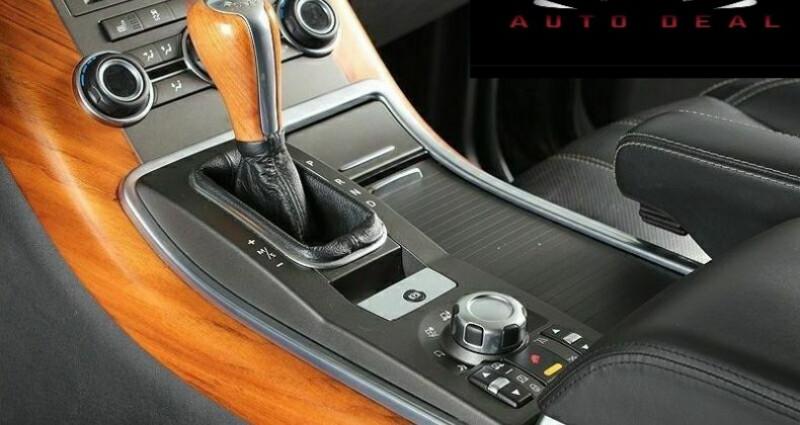 Land rover Range Rover 5.0 V8 Supercharged Noir occasion à Boulogne-Billancourt - photo n°7
