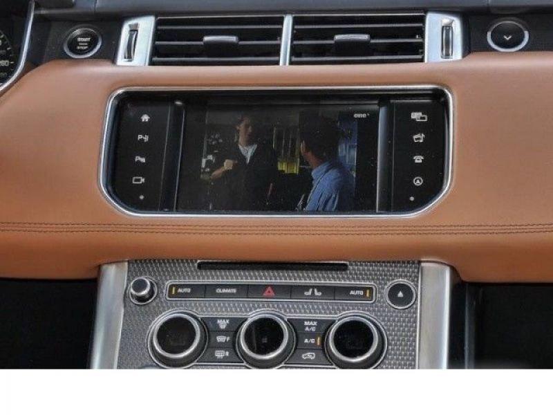 Land rover Range Rover 5.0 V8 SVR 550 Bleu occasion à Beaupuy - photo n°8