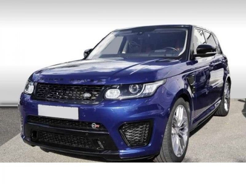 Land rover Range Rover 5.0 V8 SVR 550 Bleu occasion à Beaupuy