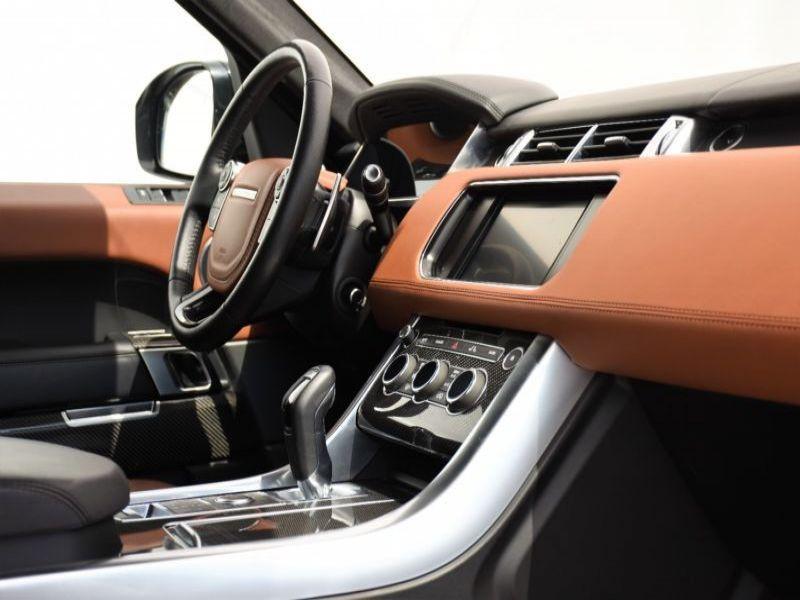 Land rover Range Rover 5.0 V8 SVR 550 Noir occasion à Beaupuy - photo n°9