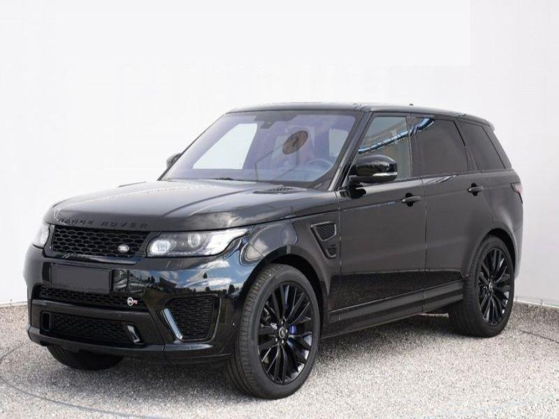 Land rover Range Rover 5.0 V8 SVR 550 Noir occasion à Beaupuy