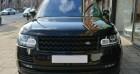 Land rover Range Rover Autobio long V8 Noir à Boulogne-Billancourt 92