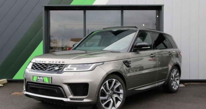 Land rover Range Rover AUTOBIOGRAPHY DYNAMIC Gris occasion à Jaux