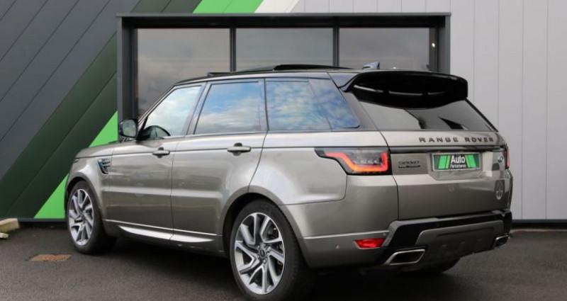 Land rover Range Rover AUTOBIOGRAPHY DYNAMIC Gris occasion à Jaux - photo n°4