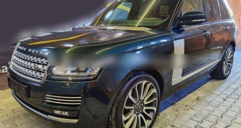 Land rover Range Rover HSE 3.0 TDV6 Vert occasion à Boulogne-Billancourt
