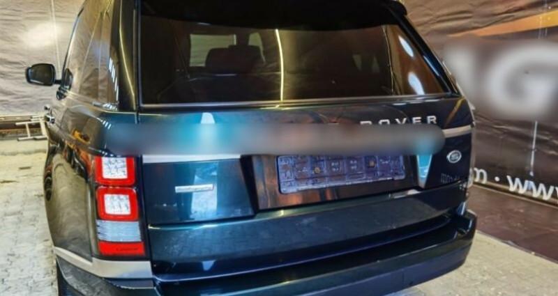 Land rover Range Rover HSE 3.0 TDV6 Vert occasion à Boulogne-Billancourt - photo n°5