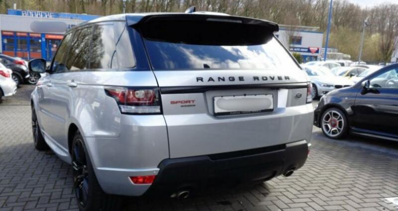 Land rover Range Rover HSE 3.0TDV6 Gris occasion à Boulogne-Billancourt - photo n°2