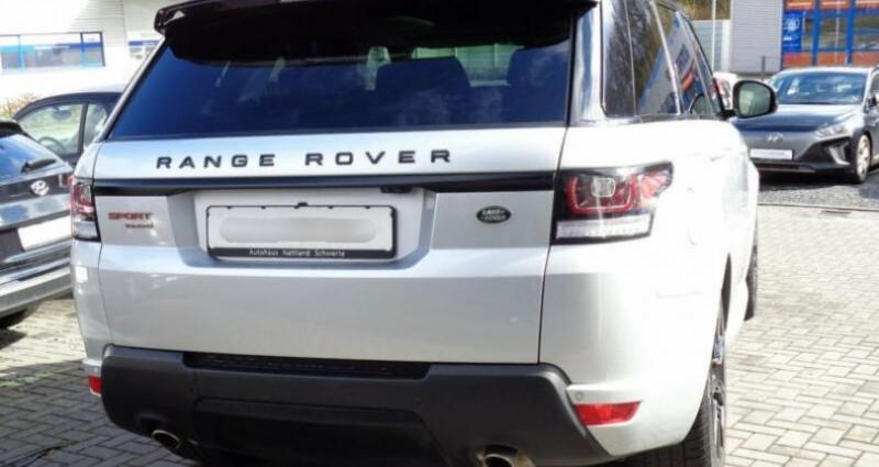 Land rover Range Rover HSE 3.0TDV6 Gris occasion à Boulogne-Billancourt - photo n°3