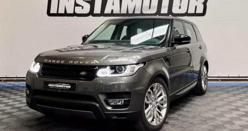 Land rover Range Rover HSE Dynamic 7 places / TVA récupérable Gris occasion à Saint-Romain-de-Jalionas