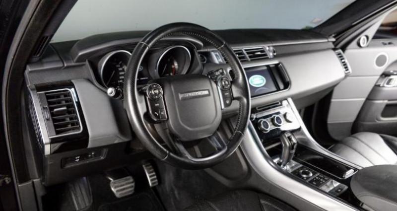Land rover Range Rover HSE SDV6 292 Noir occasion à Paris - photo n°6