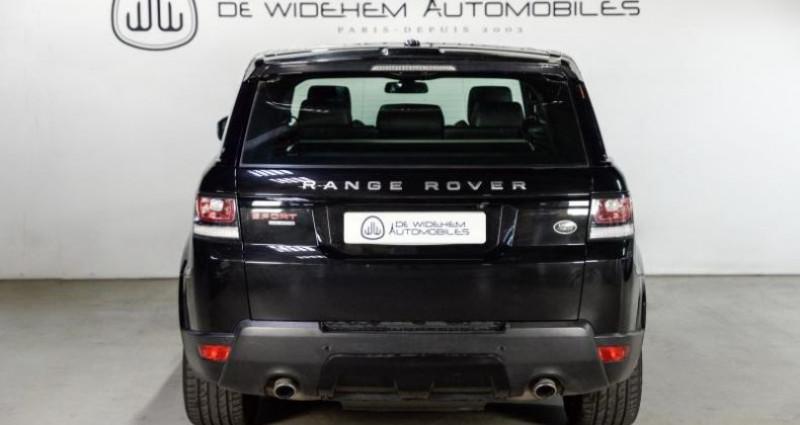 Land rover Range Rover HSE SDV6 292 Noir occasion à Paris - photo n°5