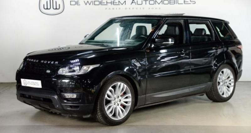 Land rover Range Rover HSE SDV6 292 Noir occasion à Paris