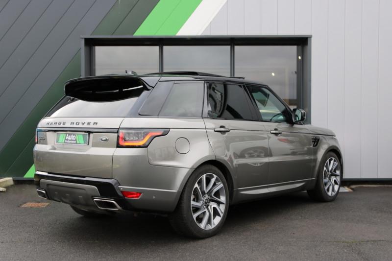 Land rover Range Rover II (2) 2.0 P400E PHEV AUTOBIOGRAPHY DYNA Gris occasion à Jaux - photo n°3