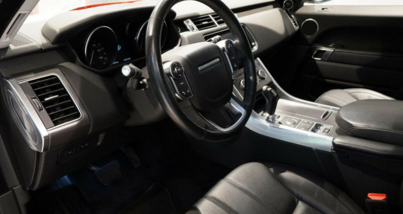 Land rover Range Rover II 3.0 SDV6 306 SE Blanc occasion à Boulogne-Billancourt - photo n°7
