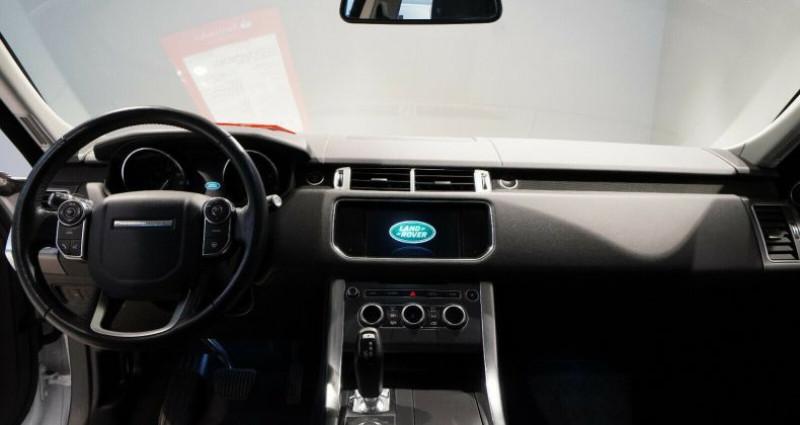 Land rover Range Rover II 3.0 SDV6 306 SE Blanc occasion à Boulogne-Billancourt - photo n°5