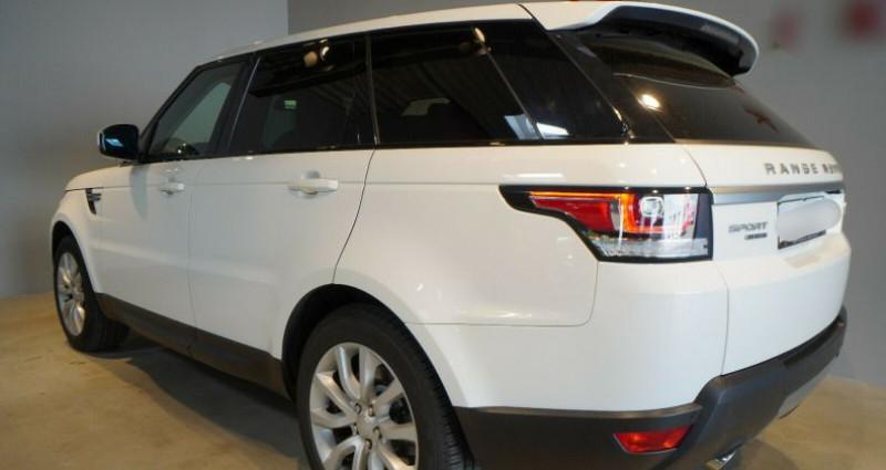 Land rover Range Rover II 3.0 SDV6 306 SE Blanc occasion à Boulogne-Billancourt - photo n°2