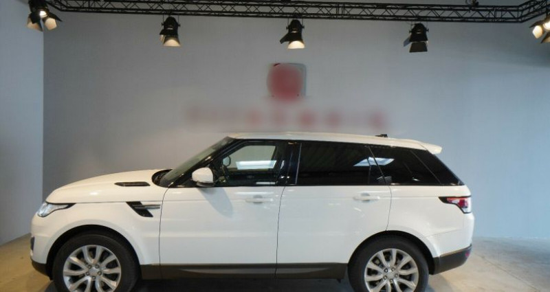 Land rover Range Rover II 3.0 SDV6 306 SE Blanc occasion à Boulogne-Billancourt - photo n°3