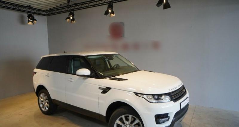 Land rover Range Rover II 3.0 SDV6 306 SE Blanc occasion à Boulogne-Billancourt