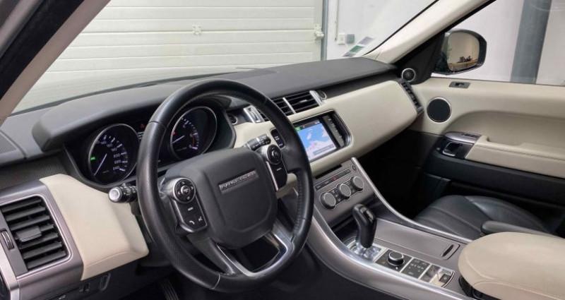 Land rover Range Rover II 3.0 TDV6 258 cv HSE Dynamic Gris occasion à Lagord - photo n°7