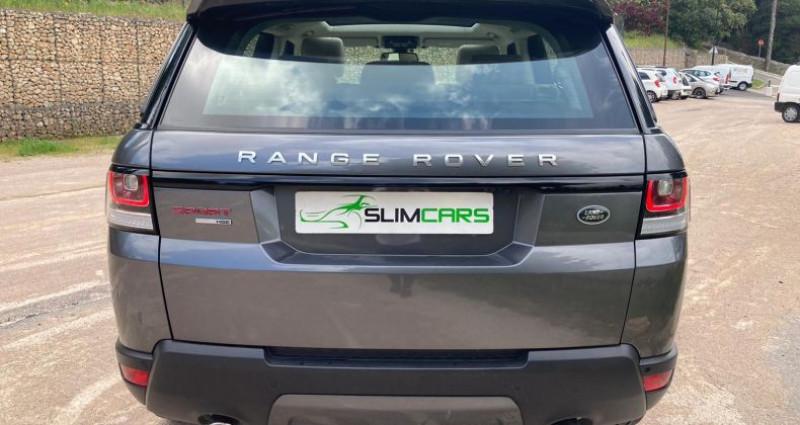Land rover Range Rover II 3.0 TDV6 258 HSE Dynamic Mark IV Gris occasion à MOUGINS - photo n°3