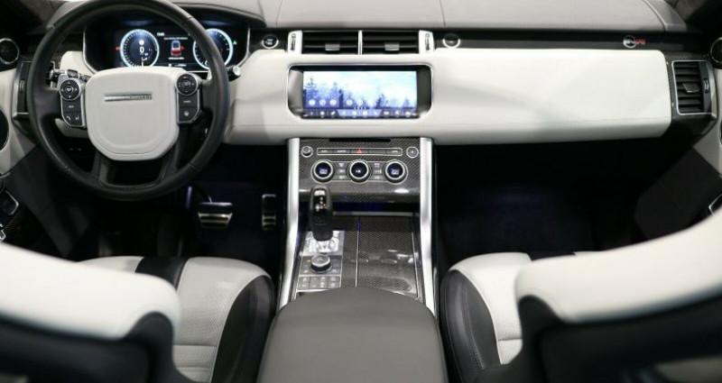 Land rover Range Rover II 5.0 V8 550ch SVR Bleu occasion à Boulogne-Billancourt - photo n°7