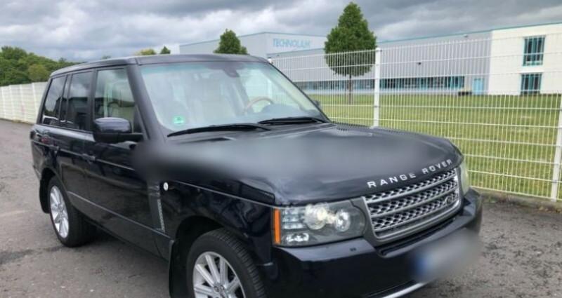 Land rover Range Rover III V8 Supercharged Noir occasion à Boulogne-Billancourt - photo n°6