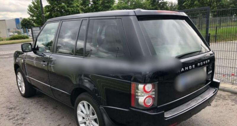 Land rover Range Rover III V8 Supercharged Noir occasion à Boulogne-Billancourt - photo n°7