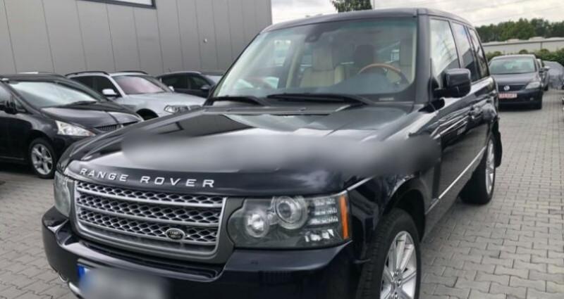 Land rover Range Rover III V8 Supercharged Noir occasion à Boulogne-Billancourt