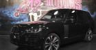Land rover Range Rover IV (2) 5.0 V8 SUPERCHARGED 565 49CV SV AUTOBIOGRAPHY DYNAMIC Noir à CANNES 06