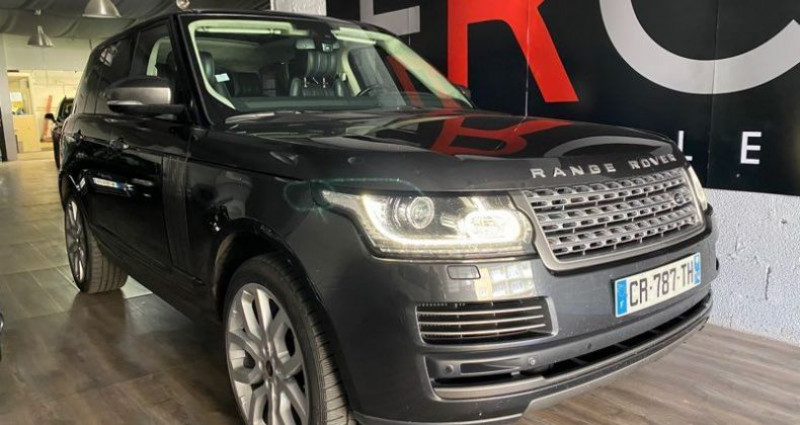 Land rover Range Rover iv 4.4 sdv8 340 ch autobiography 1ere main  occasion à FIRMINY