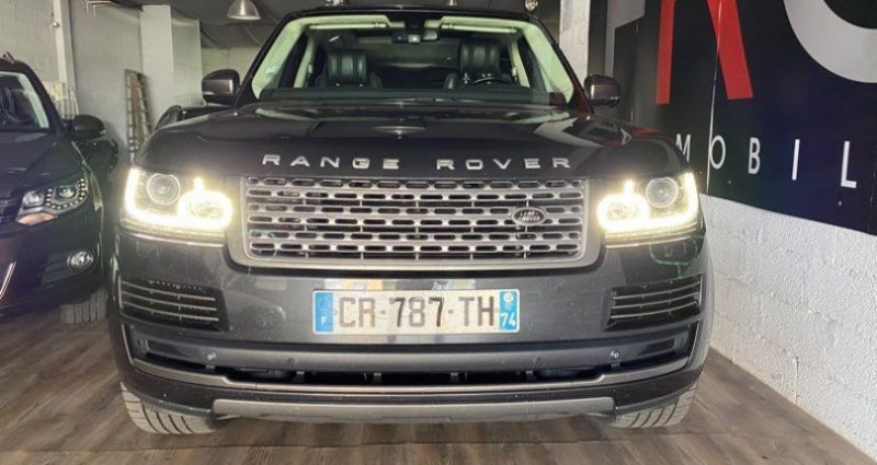 Land rover Range Rover iv 4.4 sdv8 340 ch autobiography 1ere main  occasion à FIRMINY - photo n°2