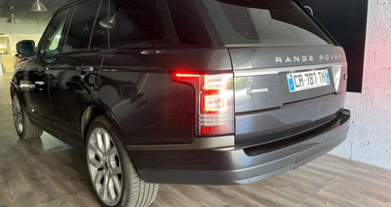 Land rover Range Rover iv 4.4 sdv8 340 ch autobiography 1ere main  occasion à FIRMINY - photo n°4