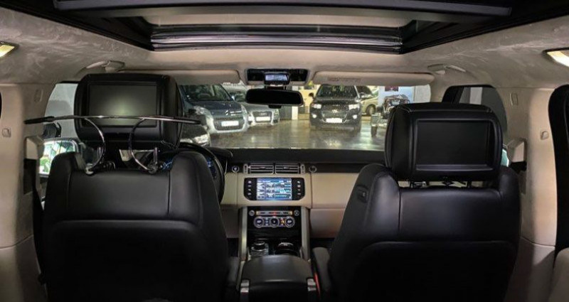 Land rover Range Rover iv 4.4 sdv8 340 ch autobiography 1ere main  occasion à FIRMINY - photo n°5