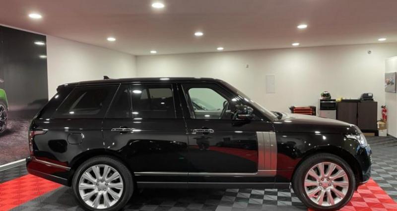 Land rover Range Rover IV 4.4 SDV8 AUTOBIOGRAPHY Noir occasion à Saint Leonard - photo n°7