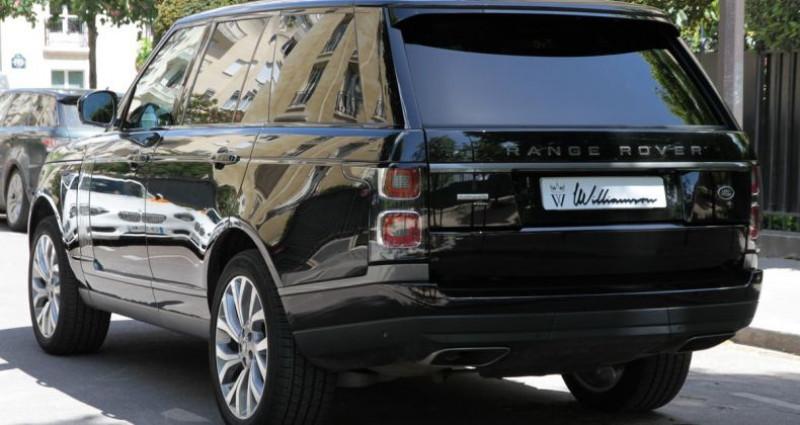 Land rover Range Rover p400e autobiography i Noir occasion à Neuilly Sur Seine - photo n°6