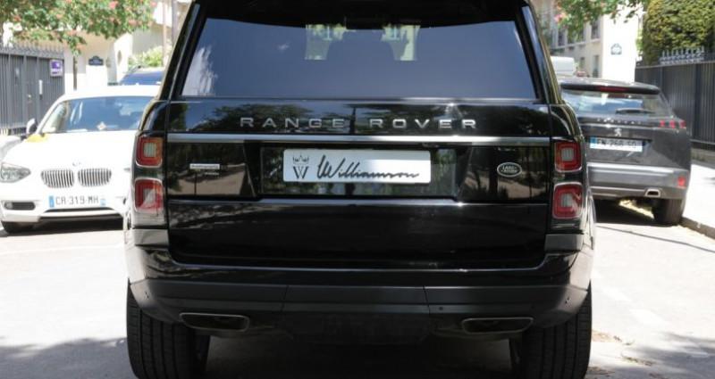 Land rover Range Rover p400e autobiography i Noir occasion à Neuilly Sur Seine - photo n°5