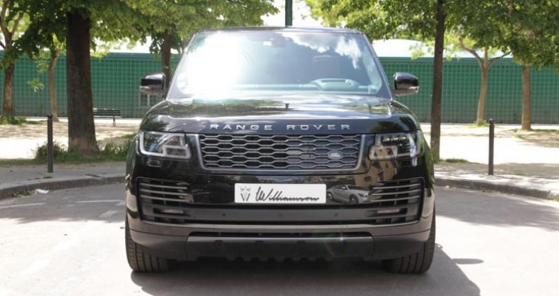 Land rover Range Rover p400e autobiography i Noir occasion à Neuilly Sur Seine - photo n°2