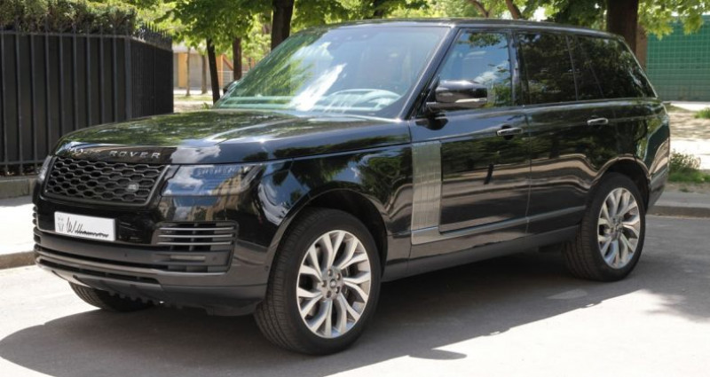 Land rover Range Rover p400e autobiography i Noir occasion à Neuilly Sur Seine