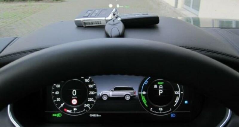 Land rover Range Rover P400E AUTOBIOGRAPHY Gris occasion à Montévrain - photo n°7