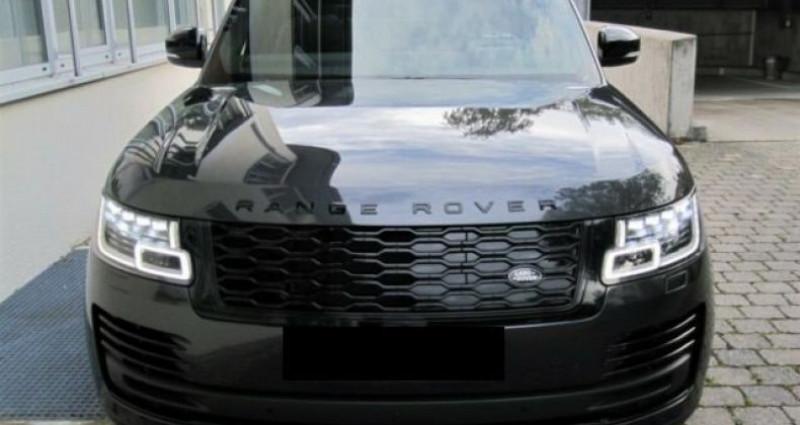 Land rover Range Rover P400E AUTOBIOGRAPHY Gris occasion à Montévrain - photo n°3
