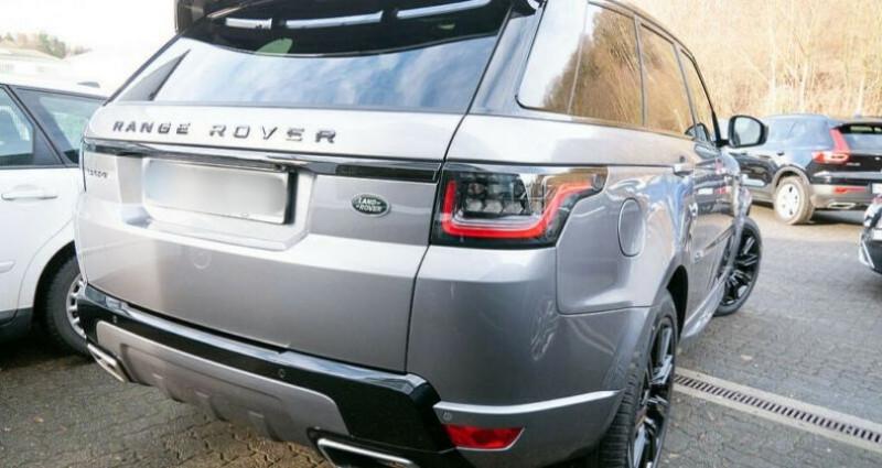 Land rover Range Rover P400e Plug-in Hybrid Gris occasion à Boulogne-Billancourt - photo n°2