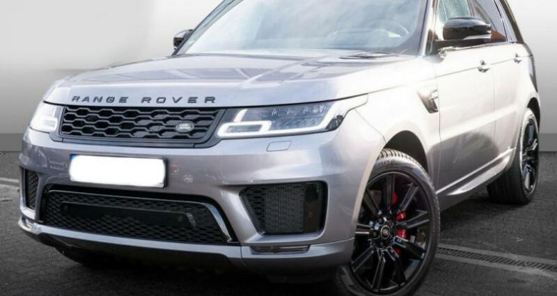 Land rover Range Rover P400e Plug-in Hybrid Gris occasion à Boulogne-Billancourt