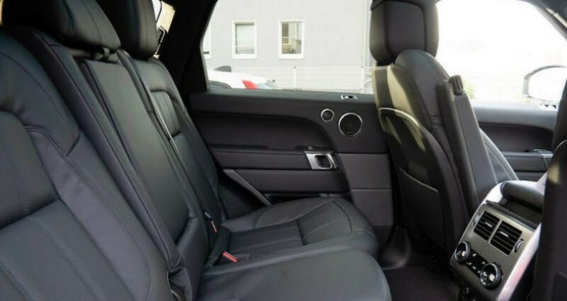 Land rover Range Rover P400e Plug-in Hybrid Gris occasion à Boulogne-Billancourt - photo n°3