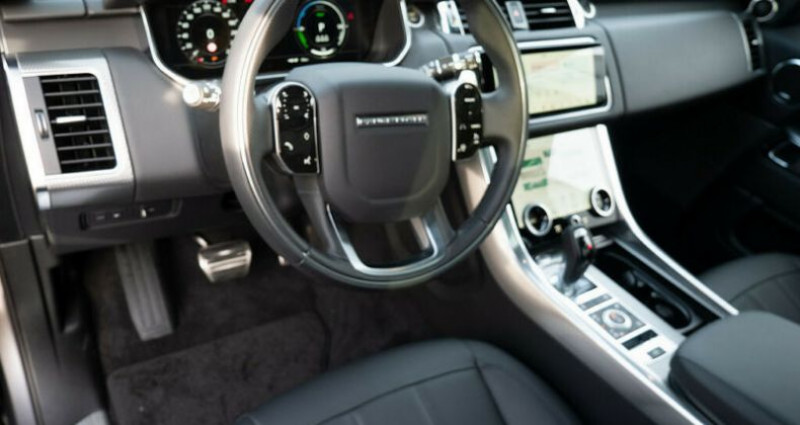 Land rover Range Rover P400e Plug-in Hybrid Gris occasion à Boulogne-Billancourt - photo n°5