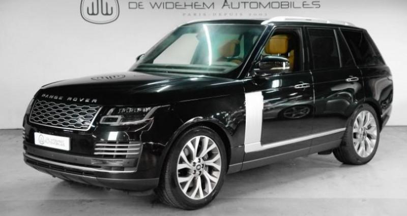 Land rover Range Rover P400E Noir occasion à Paris