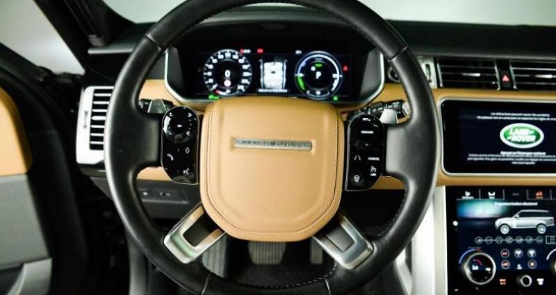 Land rover Range Rover P400E Noir occasion à Paris - photo n°7