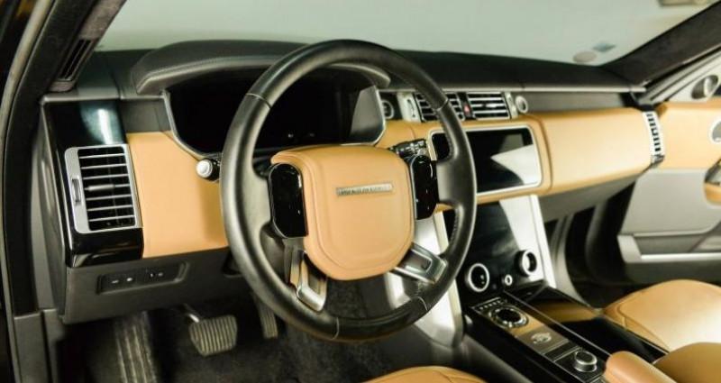 Land rover Range Rover P400E Noir occasion à Paris - photo n°6
