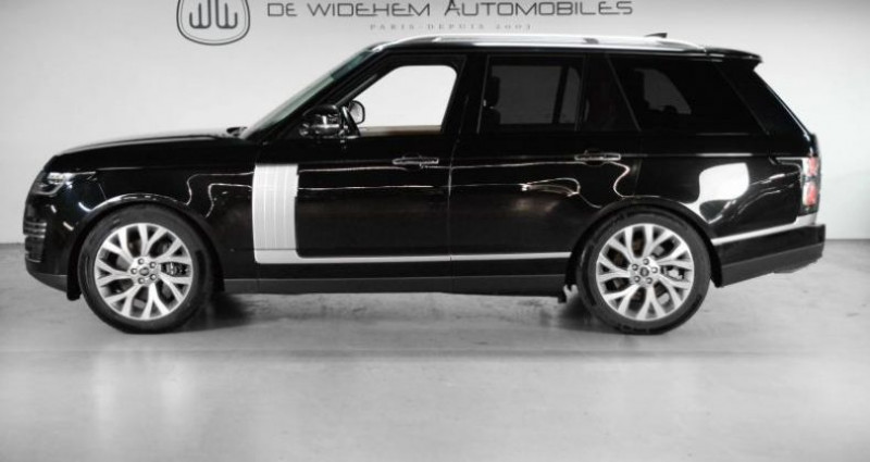 Land rover Range Rover P400E Noir occasion à Paris - photo n°3