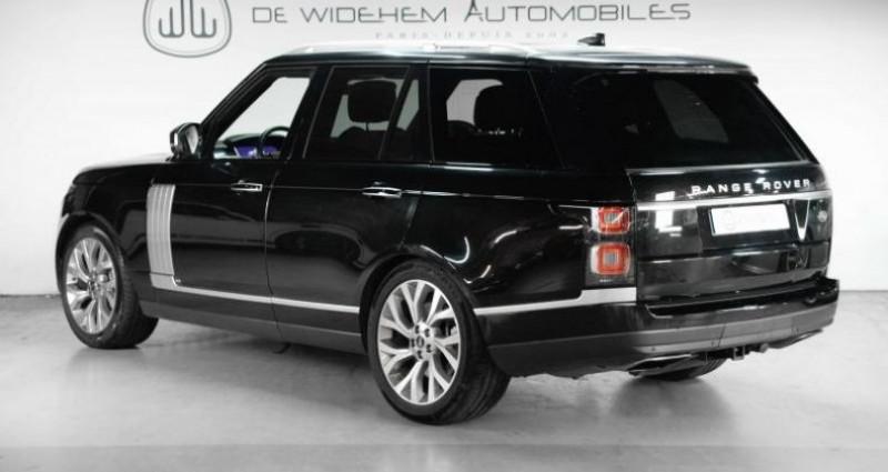 Land rover Range Rover P400E Noir occasion à Paris - photo n°2