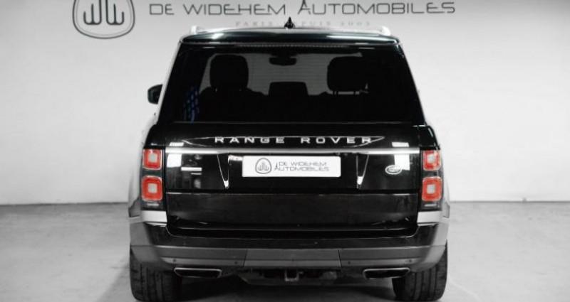 Land rover Range Rover P400E Noir occasion à Paris - photo n°5